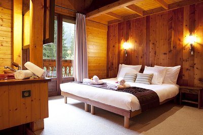 Retreat Bedroom