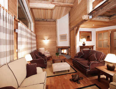 Bellevarde Lodge Living Room