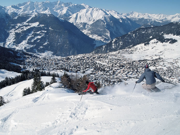 Verbier Specialists since 1992