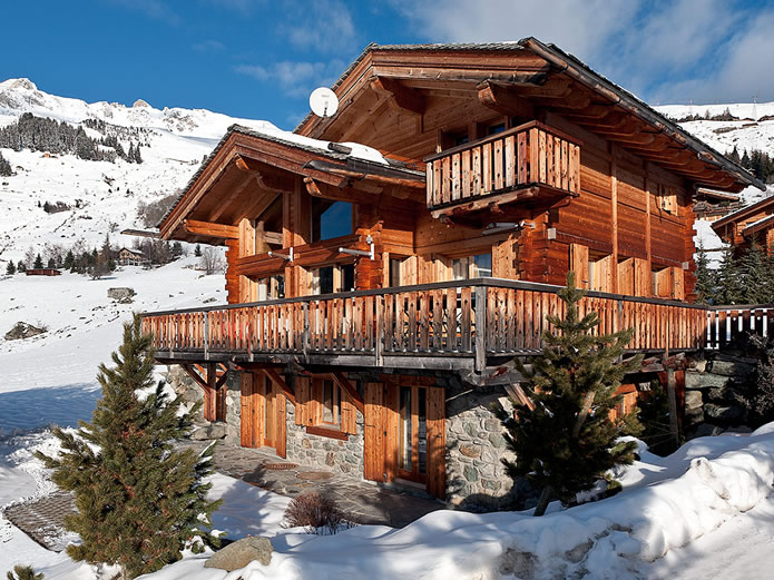 For those hard-to-find privately owned properties and small exclusive ski businesses ©VERBIER / Val de Bagnes - La Tzoumaz