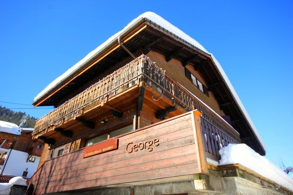 Chalet George Exterior