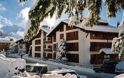 Hotel Mirabeau Exterior