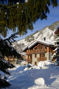 Chamois Lodge Exterior