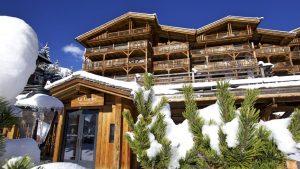 Hotel Cordee des Alpes Exterior