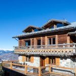 Chalet Eagles Nest Exterior