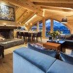 Entre Ciel et Terre Living Room