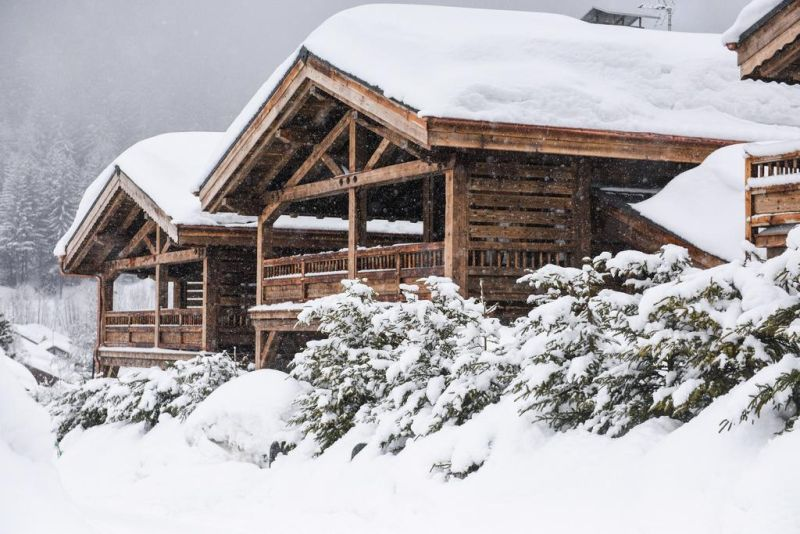 Grand Montets Exterior