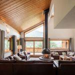 Chalet Virage Living Room