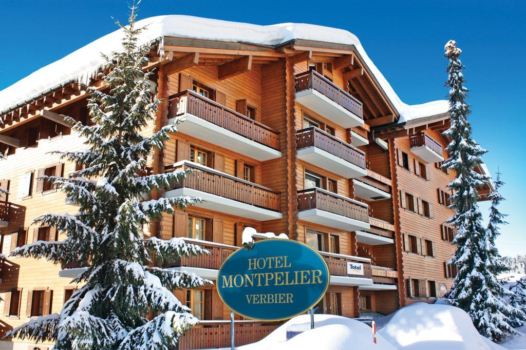 Hotel Montpelier Exterior