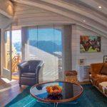 Skieurs Living Room