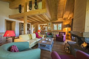 Chalet Katarina Living Room