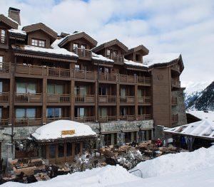 Hotel Portetta Exterior
