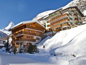 Alpen Blick Exterior