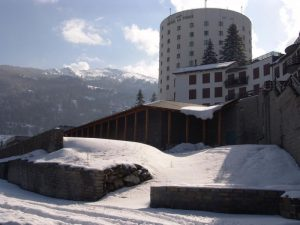 Hotel Torre Exterior